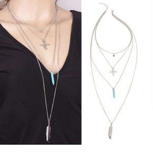 Jewelry - Women's Stylish Retro Multilayers Chinese Knot Sta